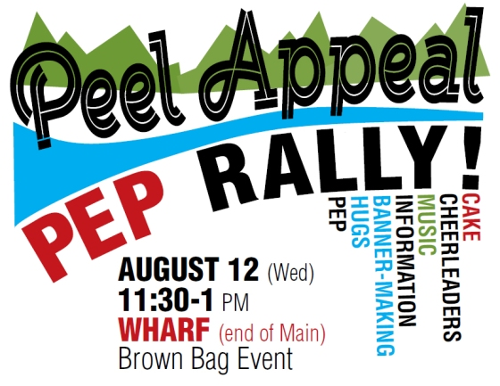 Peel-Pep-Rally